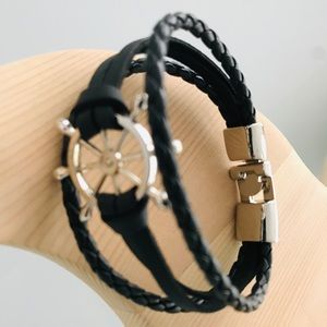 Other - Steering wheel lather bracelet